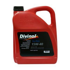 49681 Divinol Turbo 15W 40