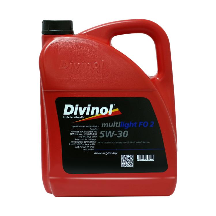 49170 Divinol Multilight FO 2 5W 30 1