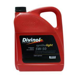49510 Divinol Syntholight 5W 50 Longlife 1