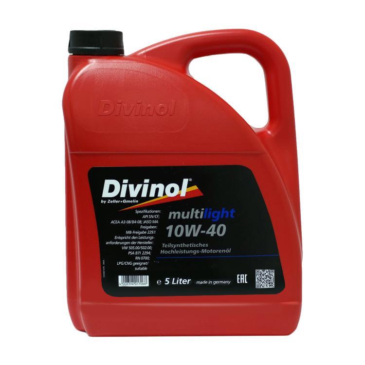 49610 Divinol Multilight 10W 40 1