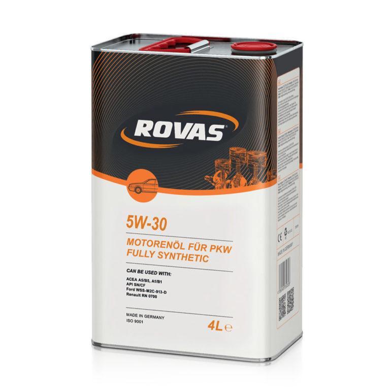 Rovas 5W-30