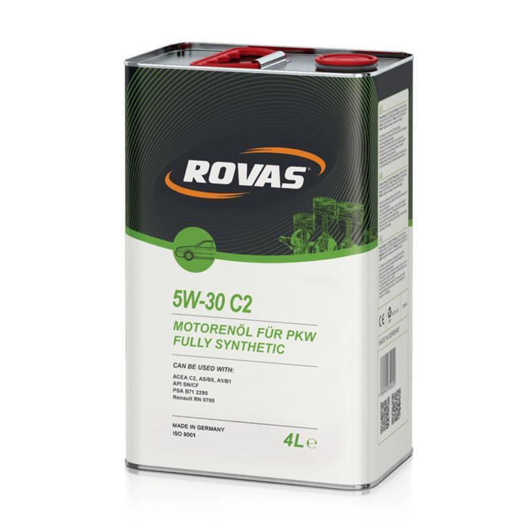 Rovas 5W-30 С2