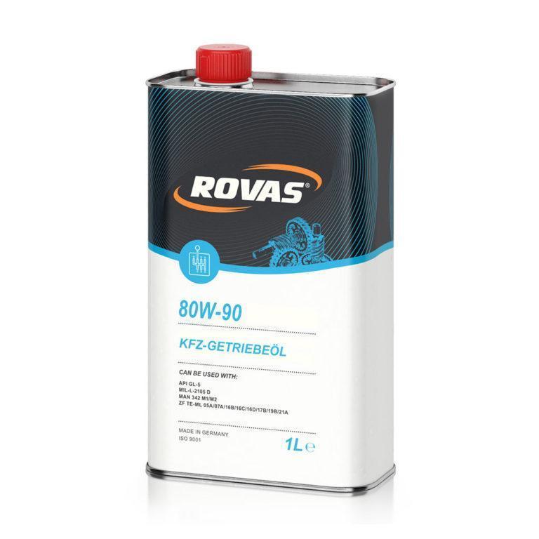 Rovas 80W-90