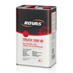 Rovas Truck 15W 40
