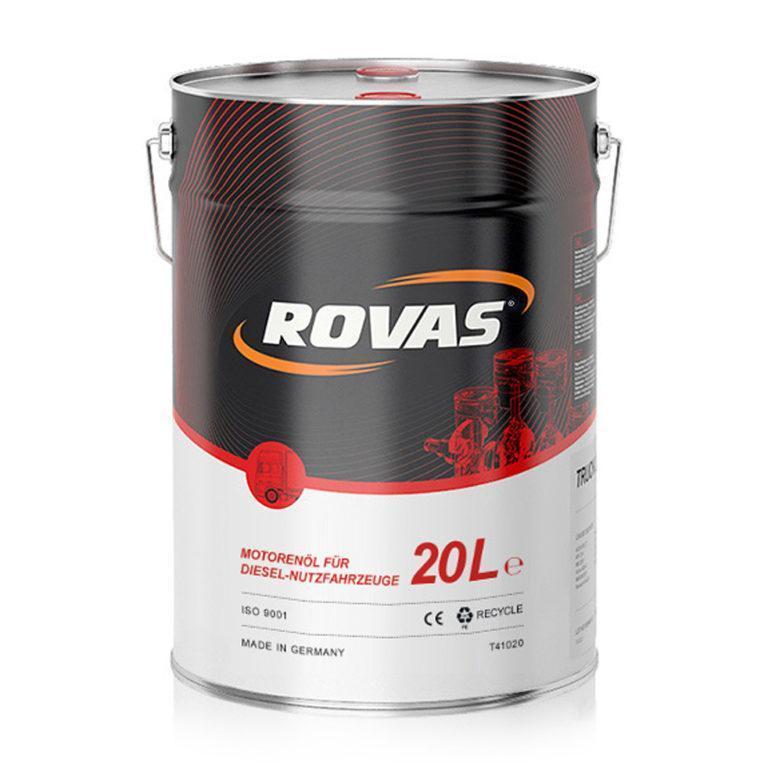 Rovas Truck Super 10W-40