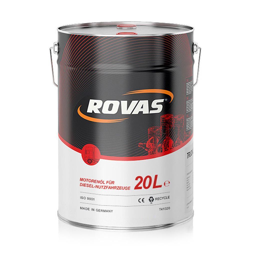 Rovas Truck diesel