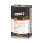 rovas diesel 10w 40 b4