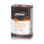rovas diesel 5w 40 b4