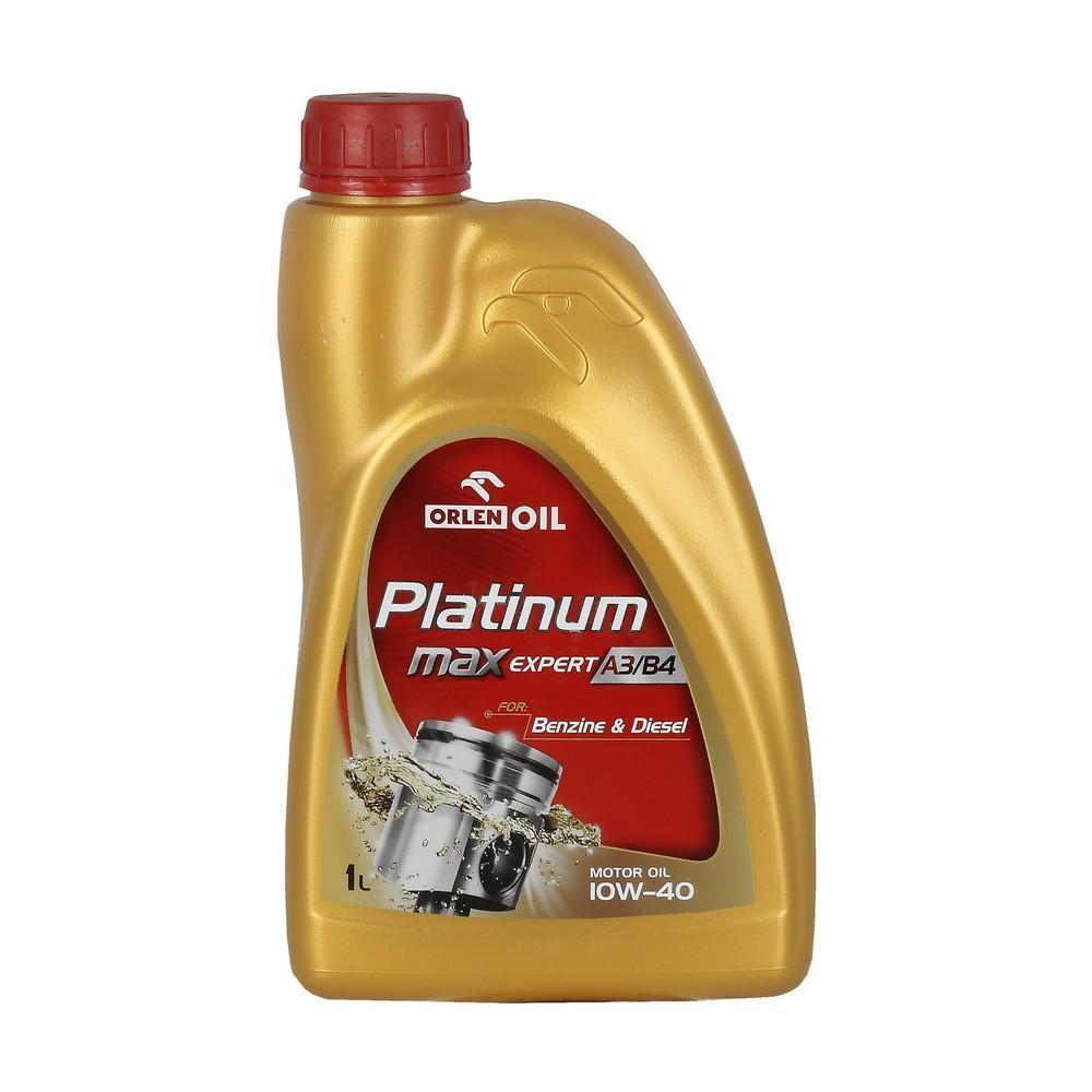 ORLEN OIL PLATINUM MAX EXPERT 10W 40 A3 B4 1L
