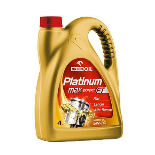 ORLEN PLATINUM MAX EXPERT FT 5W 30 4l