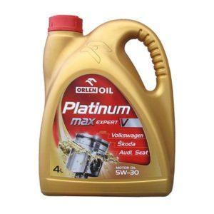 Platinum MAX Expert V 5W-30