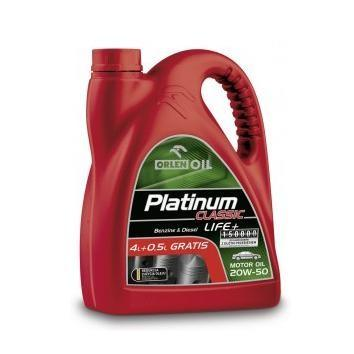 Platinum Classic Life+ 20W-50