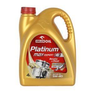 Platinum MAX Expert C3 5W-40