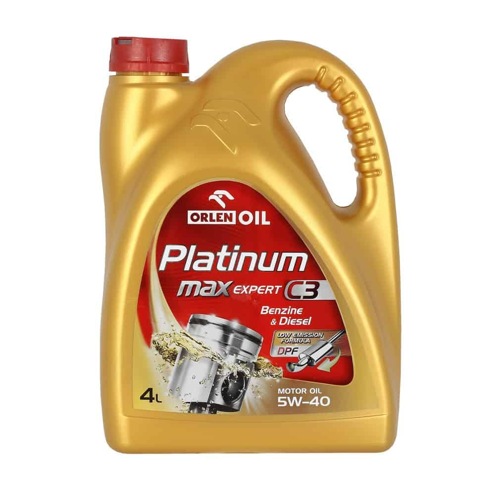 PLATINUM MaxExpert C3 5W 40 1