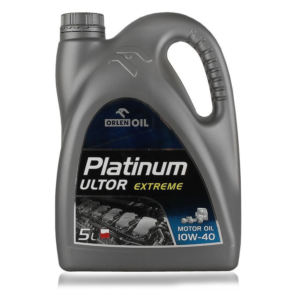 Platinum EXTREME 10W 40 5L.
