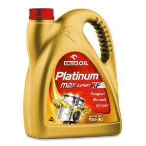 Platinum MAX Expert XF 5W-30