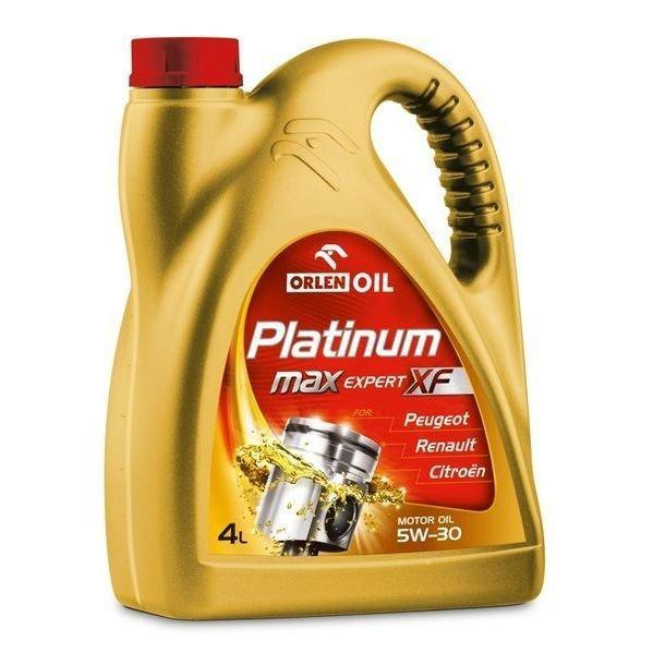 Platinum MAX Expert XF 5W 30