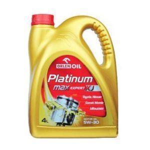 Platinum MAX Expert XJ 5W-30