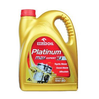 Platinum MAX Expert XJ 5W 30