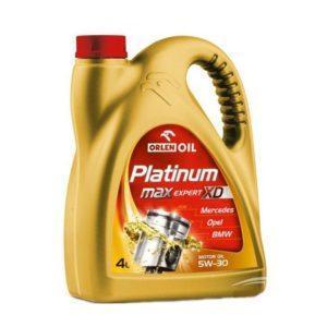 Platinum MAX Expert XD 5W-30