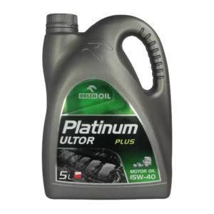 Platinum Ultor Plus CI-4 15W-40