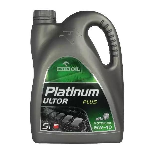 orlen oil platinum ultor plus