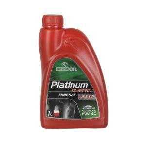 Platinum Classic Diesel Mineral 15W-40