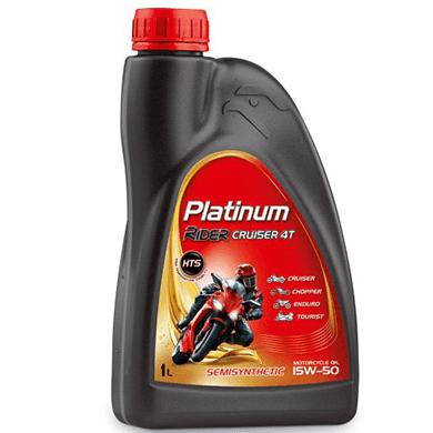 Orlen OIL Platinum Rider Cruiser 4T 15W 50 1 L