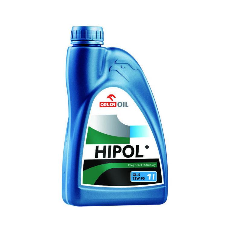 Orlen OIL Hipol Semisynthetic GL-5 75W-90