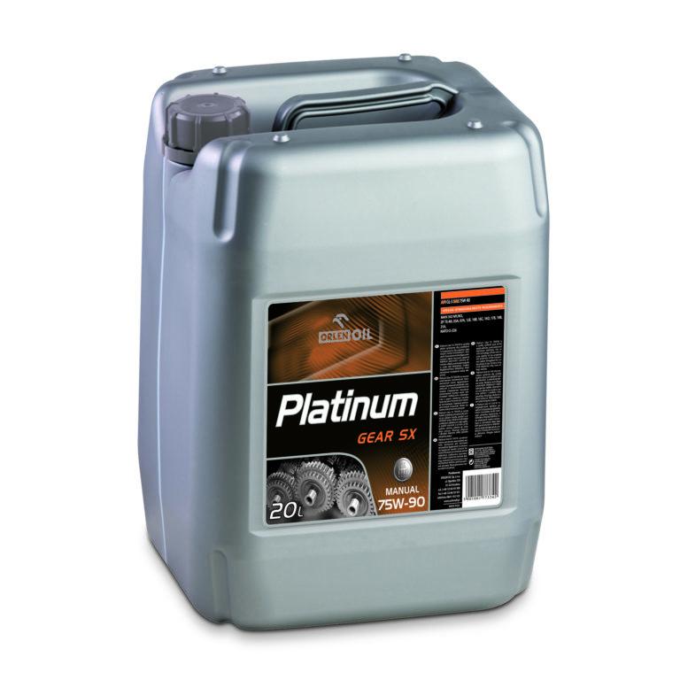 Orlen OIL Platinum Gear SX 75W-90