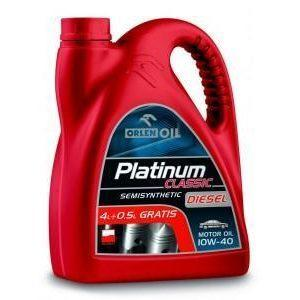 Platinum Classic Diesel Semisynthetic 10W-40