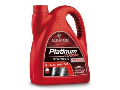 Platinum Classic Diesel Synthetic 5W-40
