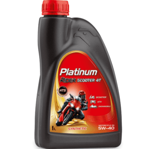 Orlen OIL Platinum Rider Scooter 4T 5W-40