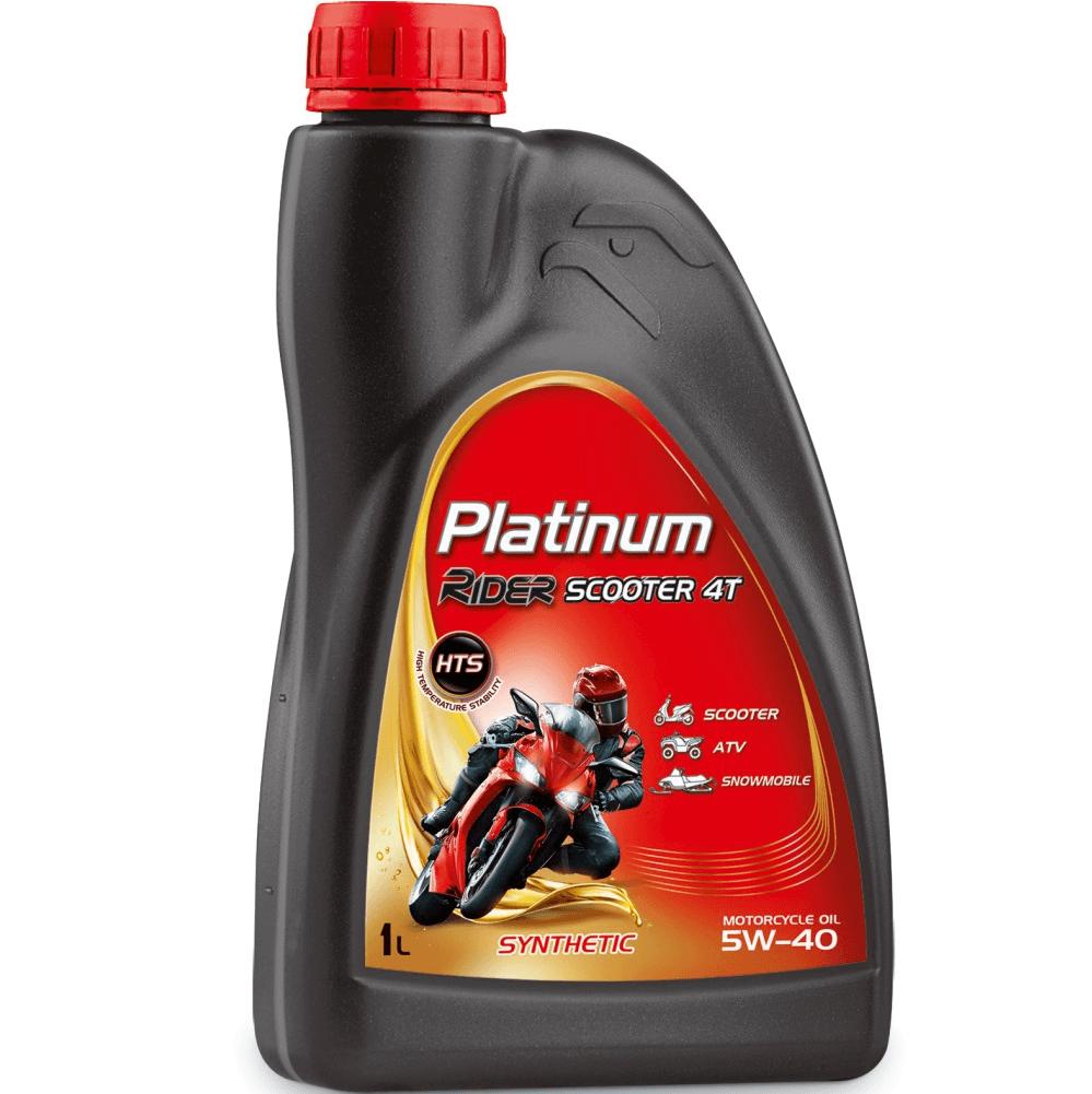 Platinum Rider Scooter 4T 5W 40 1L