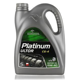 Platinum Ultor CG 4 15W 40 5l