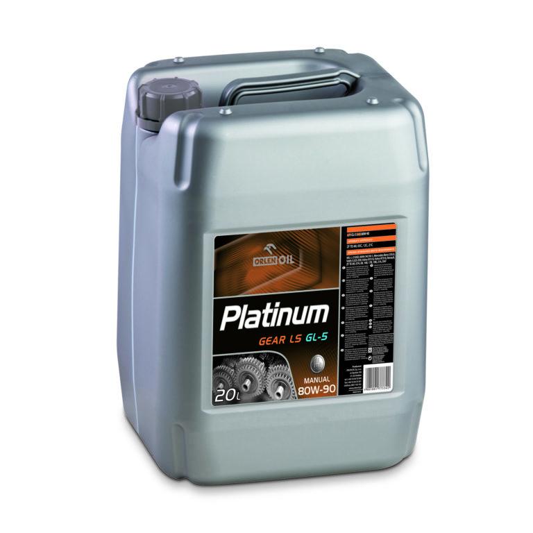Orlen OIL Platinum Gear LS 80W-90
