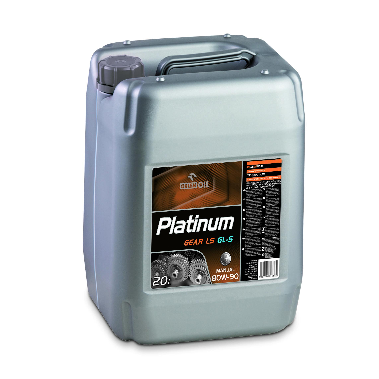 Platinum Gear LS GL5 20L