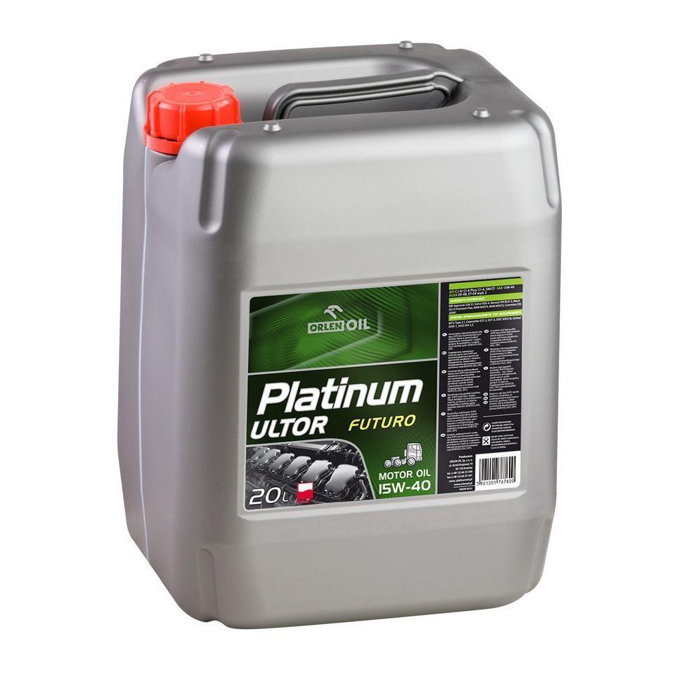 Platinum Ultor Futuro 15W40 20L