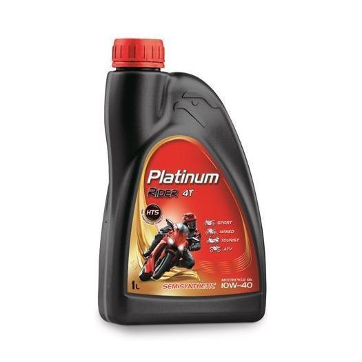 foto orlen oil platinum moto 4t semisynthetic 10w 40