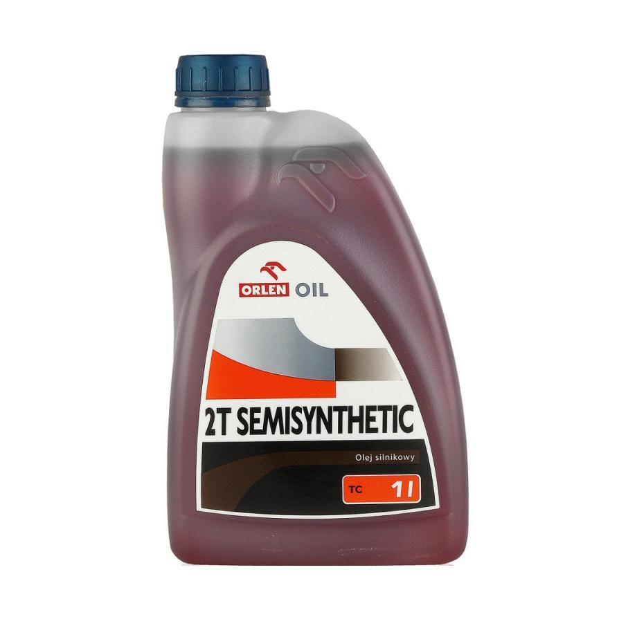 motornoe maslo orlen oil 2t semisynthetic 1l