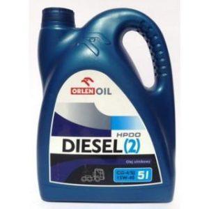 Orlen OIL Platinum Diesel (2) HPDO 15W-40