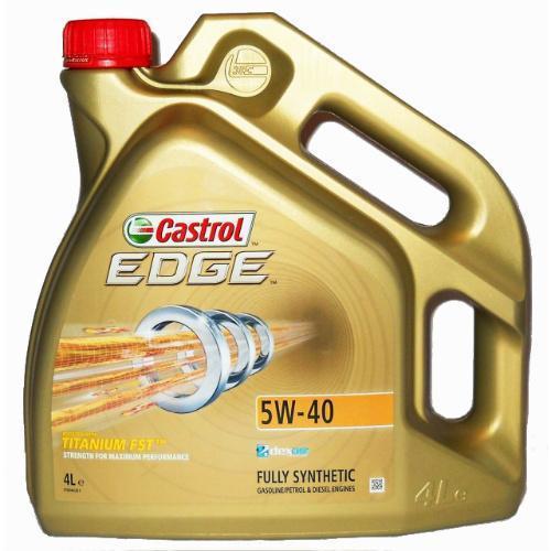 Castrol Edge Titanium fst 5w40 4L
