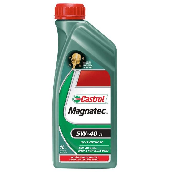 Castrol Magnatec 5W 40.