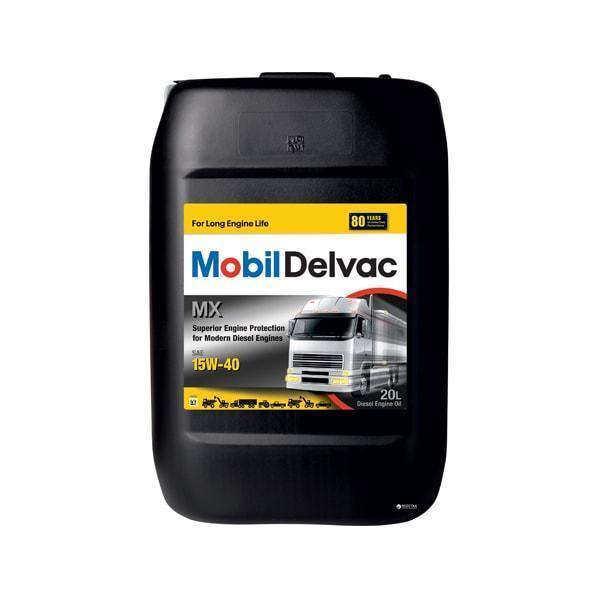 Mobil DELVAC MX 15W 40 min