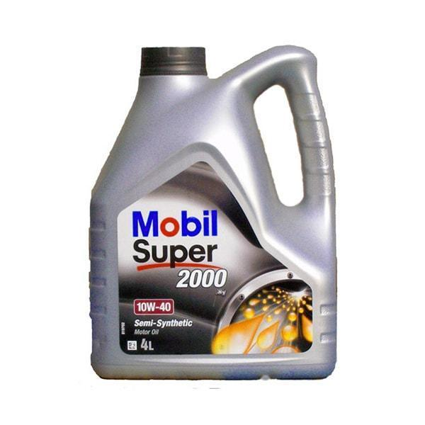 Mobil Super 2000x1 10W 40 min
