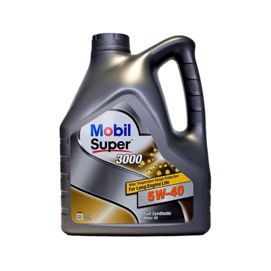 Mobil Super 3000 Diesel 5W 40 min
