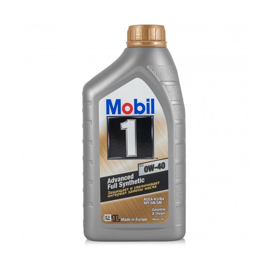 Mobil1 0W 40