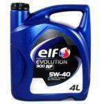 data elf evolution 900 nf 5w 40