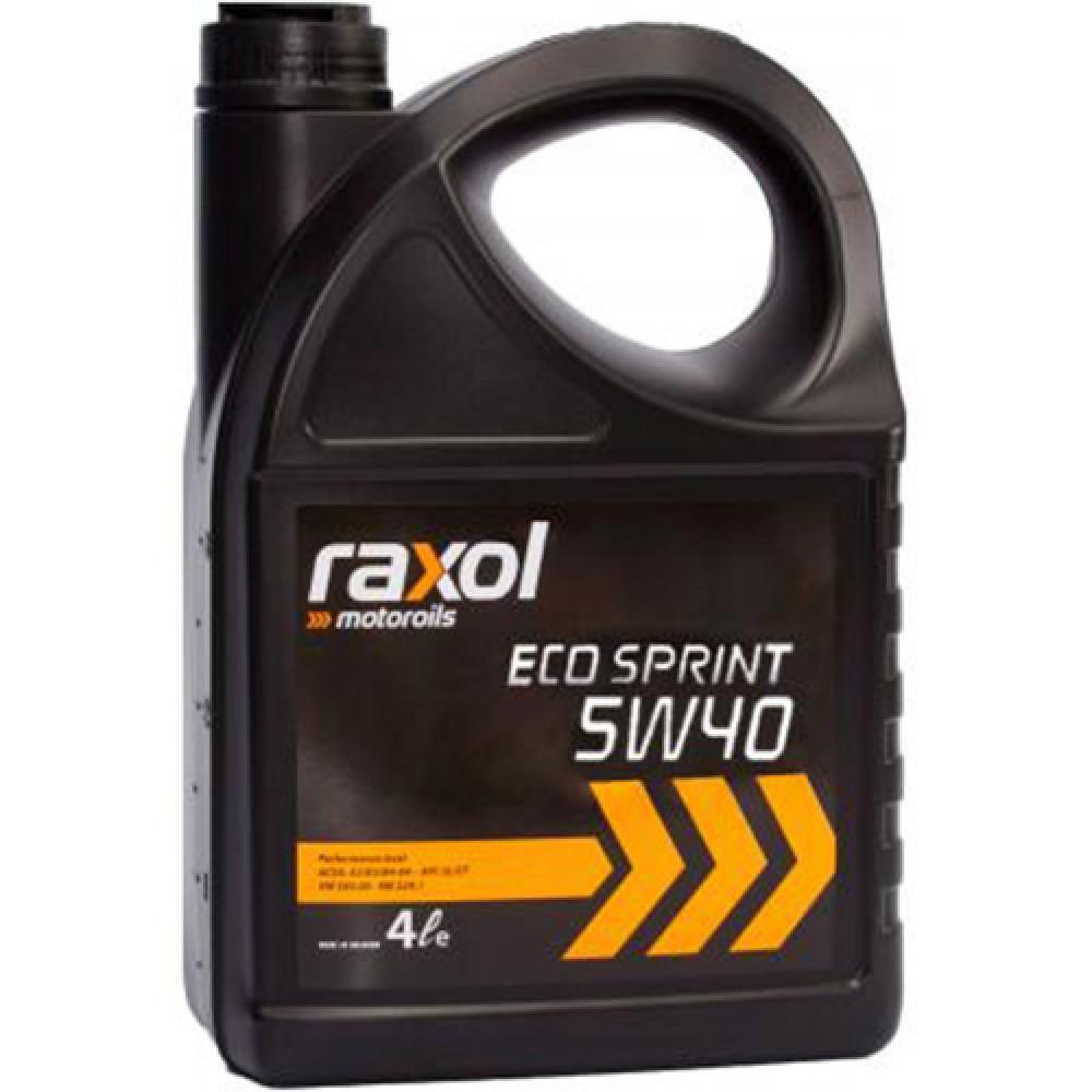 raxol 5w40Eco Sprint