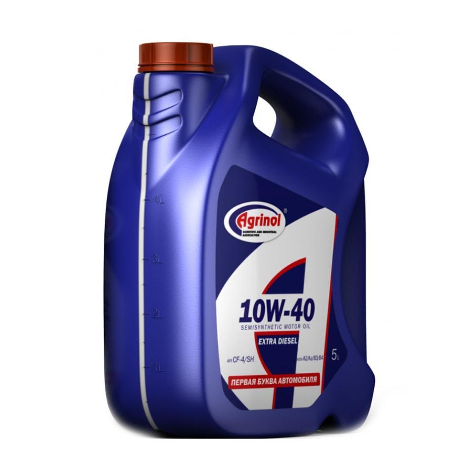 Agrinol Extra Diesel 10W 40 CF 4 SH 5l min